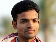Indian shooter Vijay Kumar wins bronze
