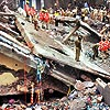 Delhi building collapse: Blame game on, toll now 67