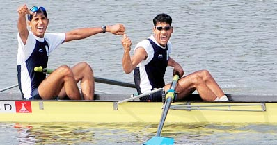 Asiad: Rowers win 2 silver for India
