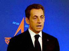 Sarko eyes civil N-deal with India