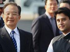 India, China no rivals: Wen