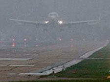Dense fog affects IGI flights