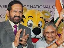 Papers seized from Kalmadi