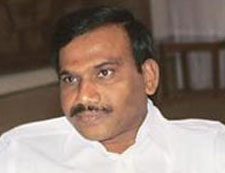 2G scam: CBI questions Raja