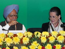 Sonia talks tough on graft