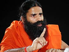 Baba Ramdev donated Rs 11 lakh to BJP ahead of 2009 elections