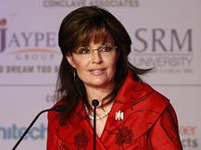 India no longer a struggling economy: Sarah Palin