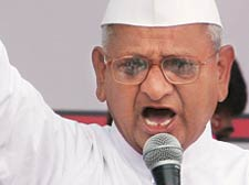 Much more needs to be done to fight corruption: Anna