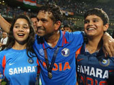 Proudest moment of my life: Sachin