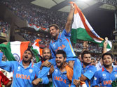 Prayers answered, India lift World Cup after 28 long years