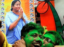 Mamata, slayer of the Left
