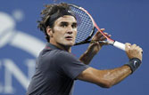 US Open: Federer matches Agassi for Grand Slam victories