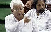 RJD leader Lalu Prasad Yadav