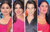 Shahid snubs Bebo but not his other exes