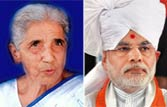 Gujarat governor Kamla Beniwal asks how much it cost state to keep Narendra Modi hungry
