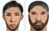 Police release sketches of suspects
