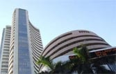 Sensex closes in red on IMF growth forecast cut