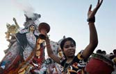Navratri 2011 begins, crowds throng Vaishno Devi
