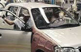Maruti labour unrest takes violent turn, five injured