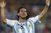Ahead of Messi's Kolkata game, hoardings show Paraguay team instead of Venezuela