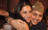 Nargis bonds with Ranbir Kapoor's mom