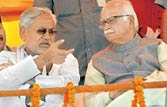 Bihar Chief Minister Nitish Kumar to flag off L.K. Advani's rath yatra