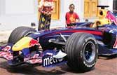 Red Bull F1 roadshow to dazzle Delhi