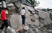 Quake death toll climbs to 97 in India, 120 still missing in Sikkim