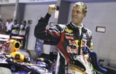Read how Vettel won in Singapore