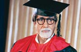 Big B to receive his fourth doctorate