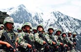 Indian Army not ready for war with China