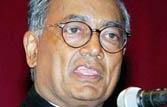 Advani stoking terrorism, communalism: Digvijaya