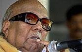 Delay in Kanimozhi's bail not political: Karunanidhi