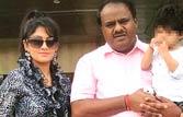 Oct 2011 | Bigamy case filed against Kumaraswamy