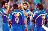 MI vs Somerset: Malinga propels Mumbai into final