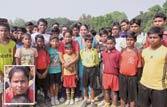 Bihar cop uses soccer to help destitute children