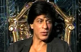 I think sensuality should be a little covert: SRK