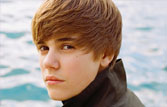 Bieber's pink underwear exposed