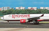 Kingfisher makes big effort to come out of slump