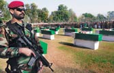 Amid cries of betrayal Pakistan buries its 24 dead soldiers, thaw in Pakistan-US ties