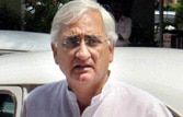 UP Polls: Salman Khurshid woos Muslim voters with six per cent quota