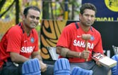 Sachin, Dhoni rested for Windies ODIs, Yuvraj opts out, Sehwag to lead,