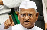 Anna Hazare says PM serious about fighting corruption, but Rahul Gandhi 'interfering'