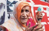 Bhopal survivors protest Dow