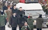 North Korea bids adieu to Kim Jong-il