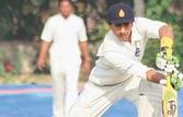 Delhi vs MP: Mithun Manhas hits 97 to put Delhi in control