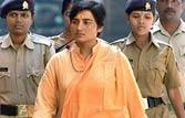Sadhvi Pragya, inmates go on hunger strike in Mumbai jail