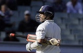 Day 2: Tendulkar misses his century yet again