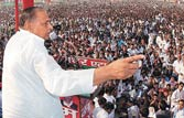 UP polls: Mulayam most favoured CM