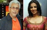 Naseer feels Vidya enjoys enviable position in filmdom